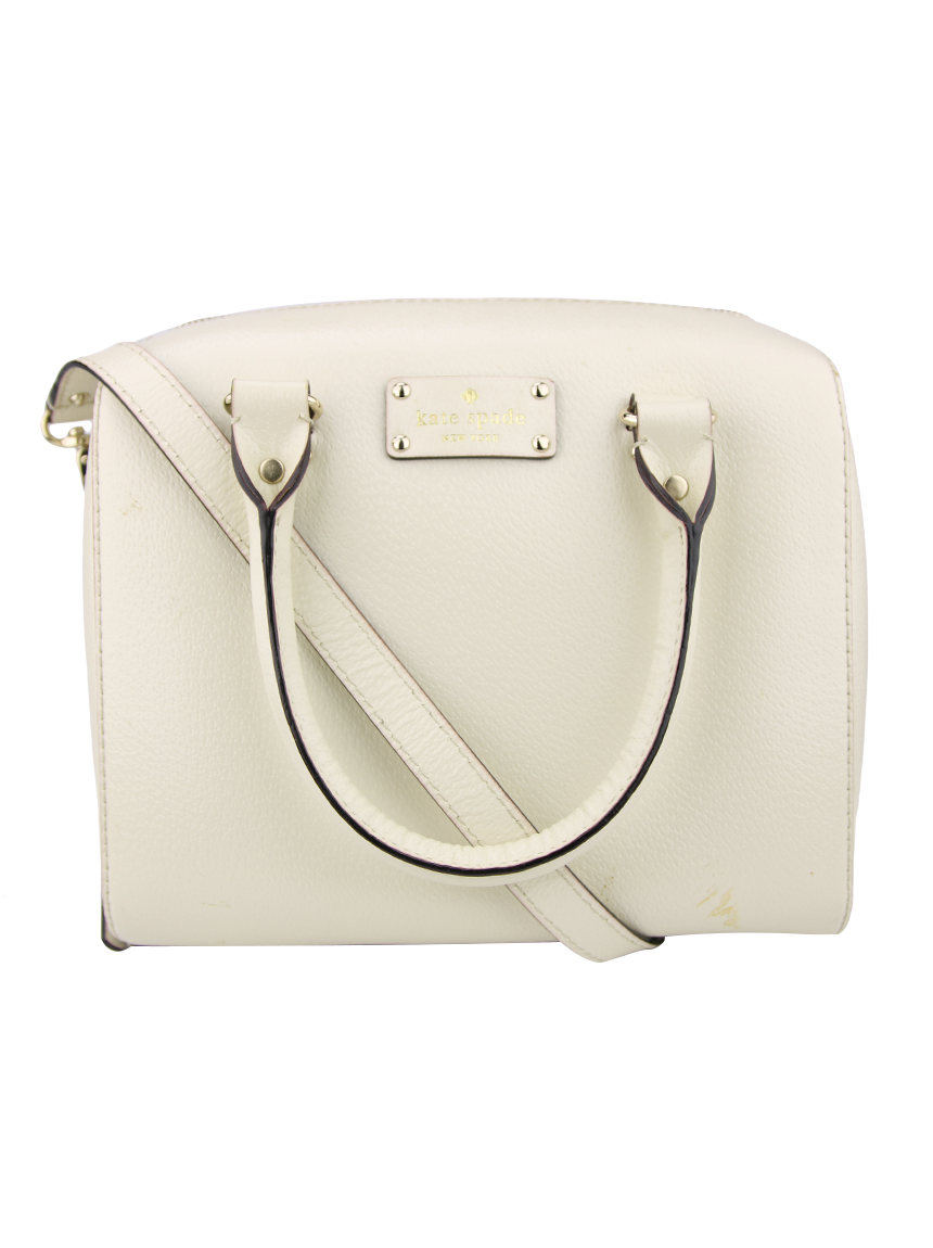 Bolsa Kate Spade Wellesley Alessa Off-White Original - EDR3 ... 3cfba9195d6c