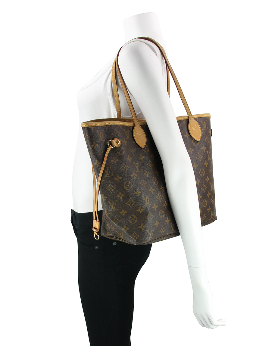 e1318fd78 Bolsa Louis Vuitton Neverfull PM Monograma Original - FCK11 ...