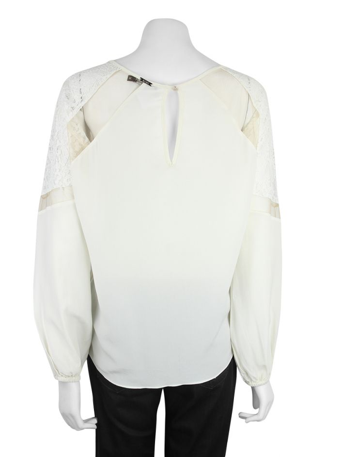 Blusa Bo.Bô Rendas Off White