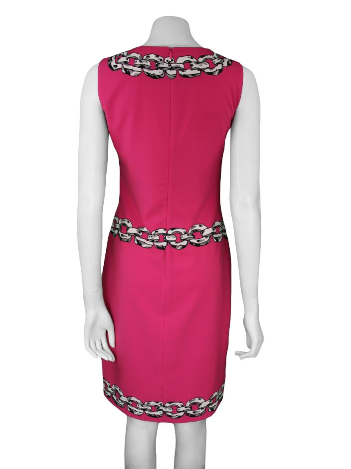 Vestido Moschino Cheap and Chic Pink