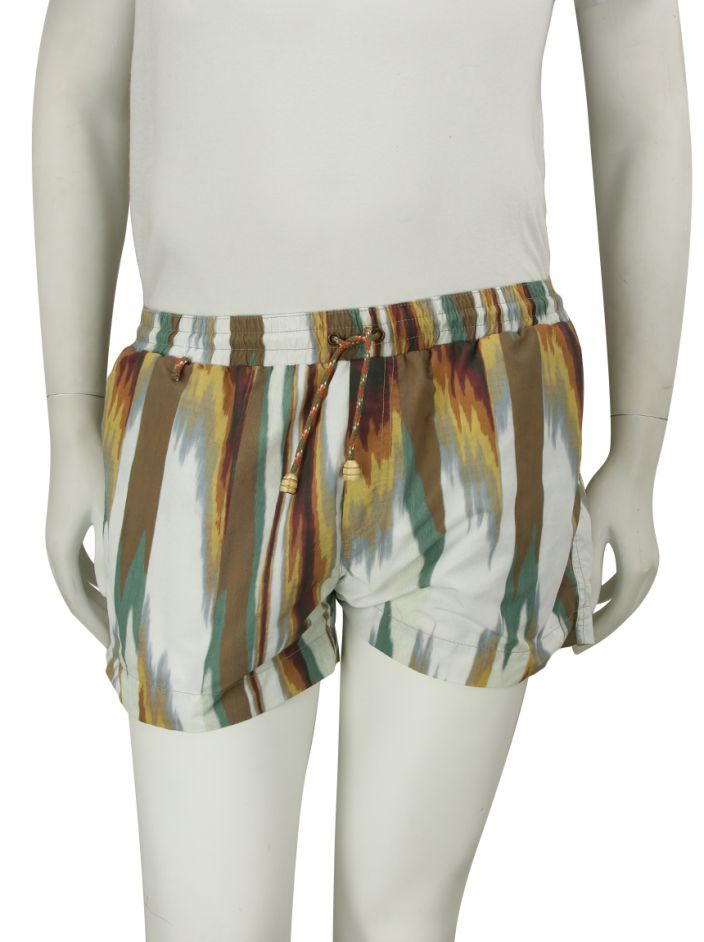 Shorts Missoni Nylon Estampado Masculino