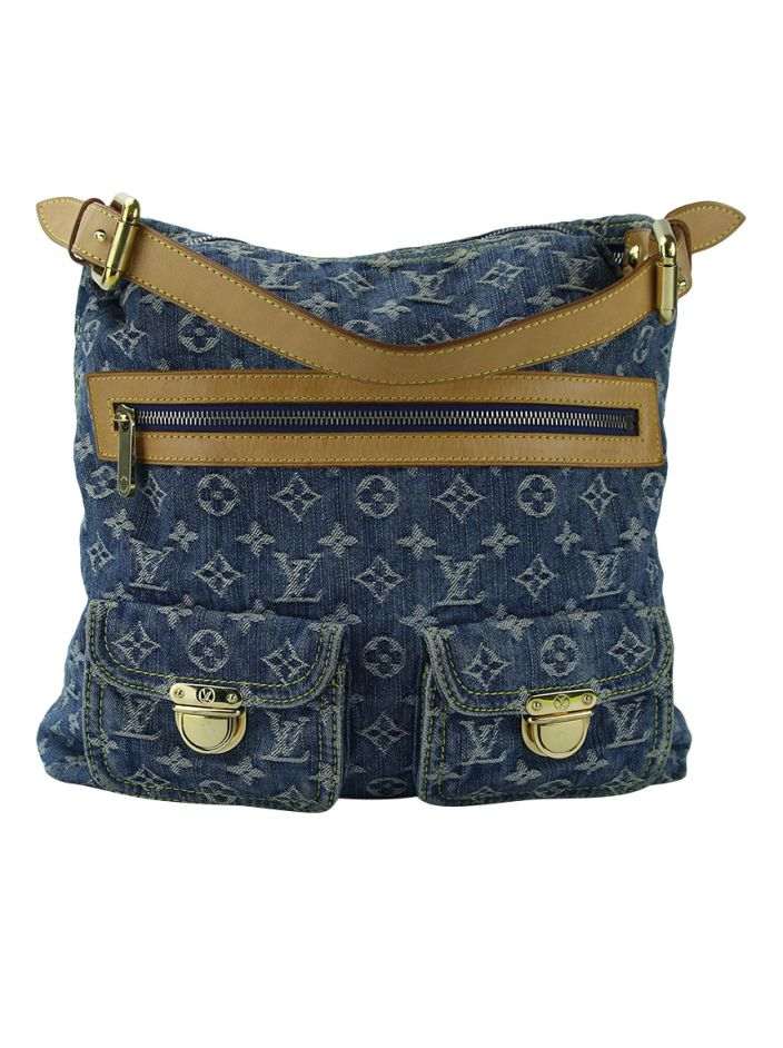 Bolsa Louis Vuitton Denim Monograma
