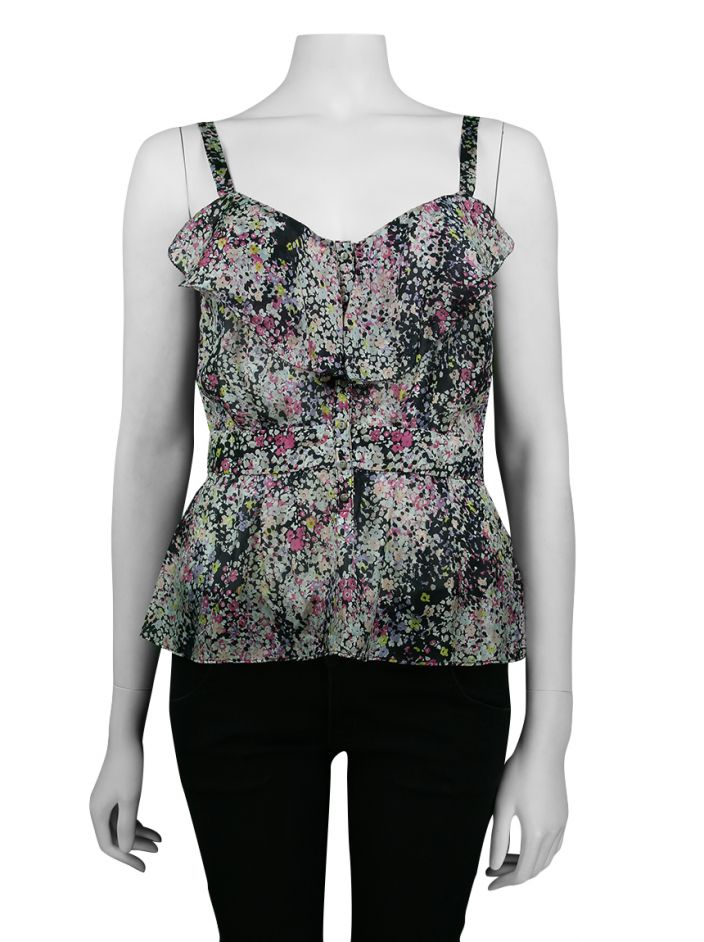 Blusa Seven For All Mankind Estampa Floral
