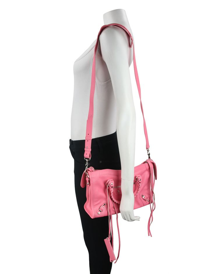 Bolsa Balenciaga New Classic City Powder Pink