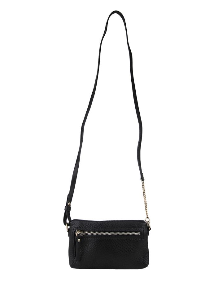 Bolsa Burberry Brit Rossett Mini Preto