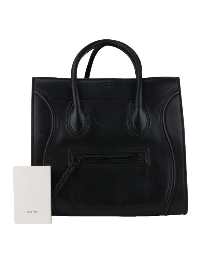Bolsa Céline Luggage Phantom Preto