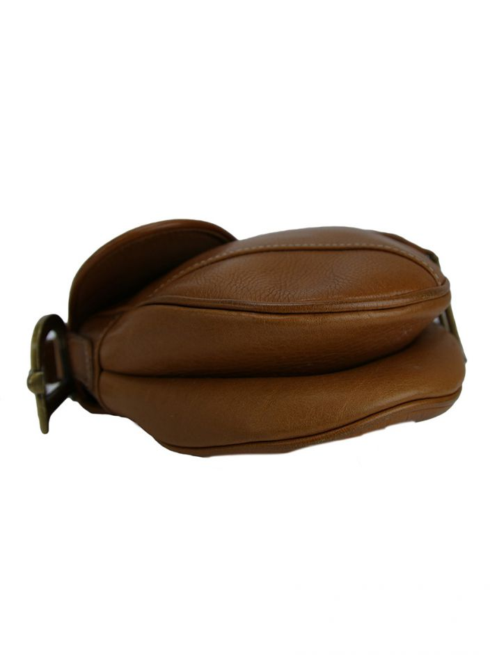 Bolsa Christian Dior Saddle Caramelo
