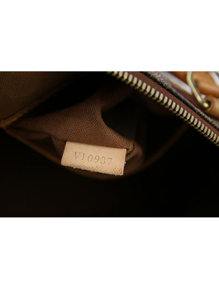 Bolsa Louis Vuitton Alma Canvas