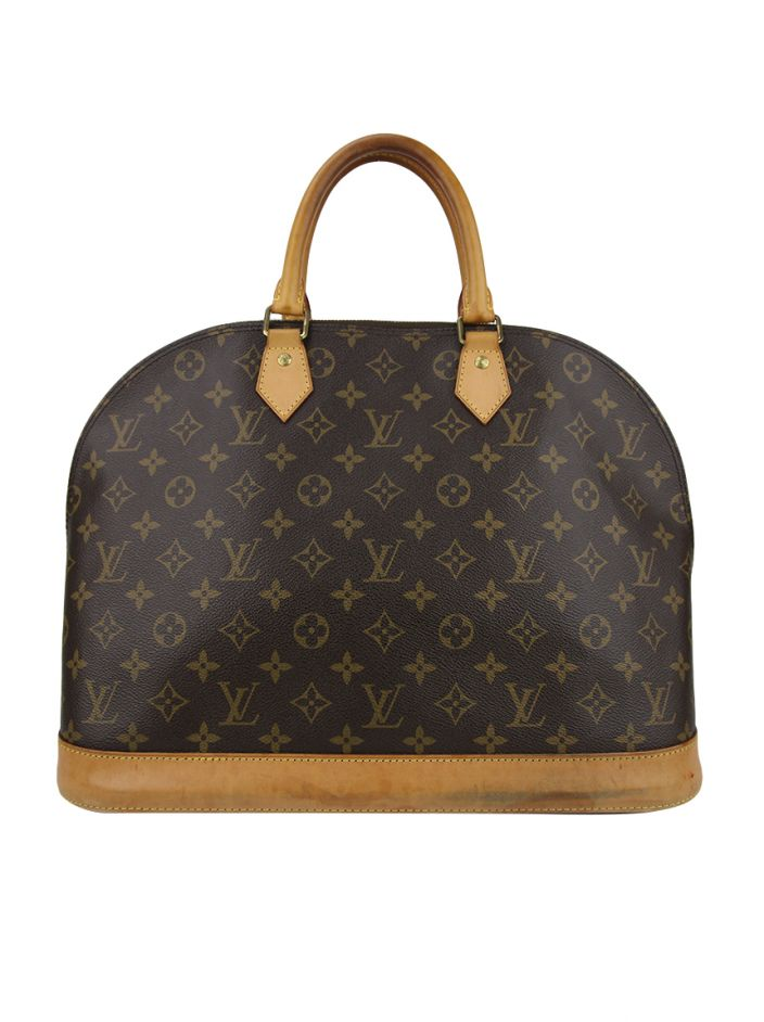 Bolsa Louis Vuitton Alma PM Monograma
