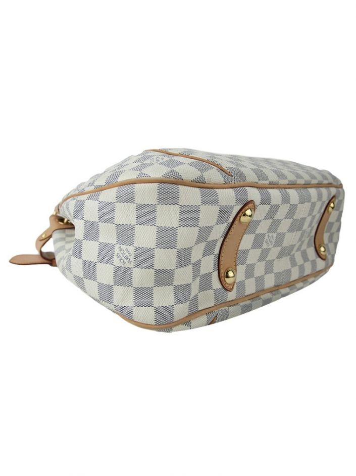 Bolsa Louis Vuitton Galliera Canvas Damier Azur