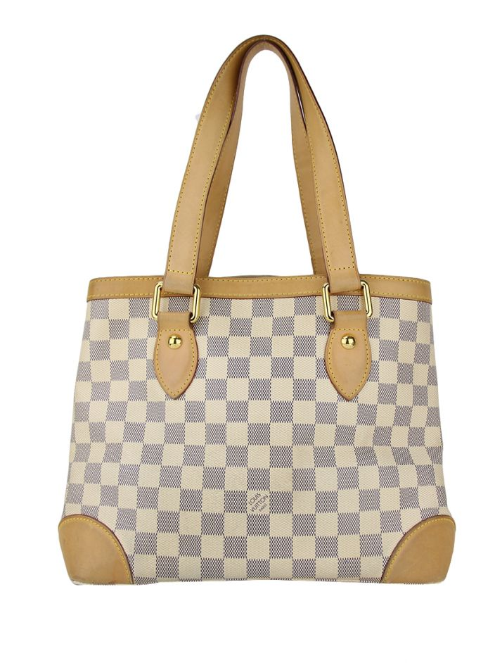 Bolsa Louis Vuitton Hampstead Damier Azur PM