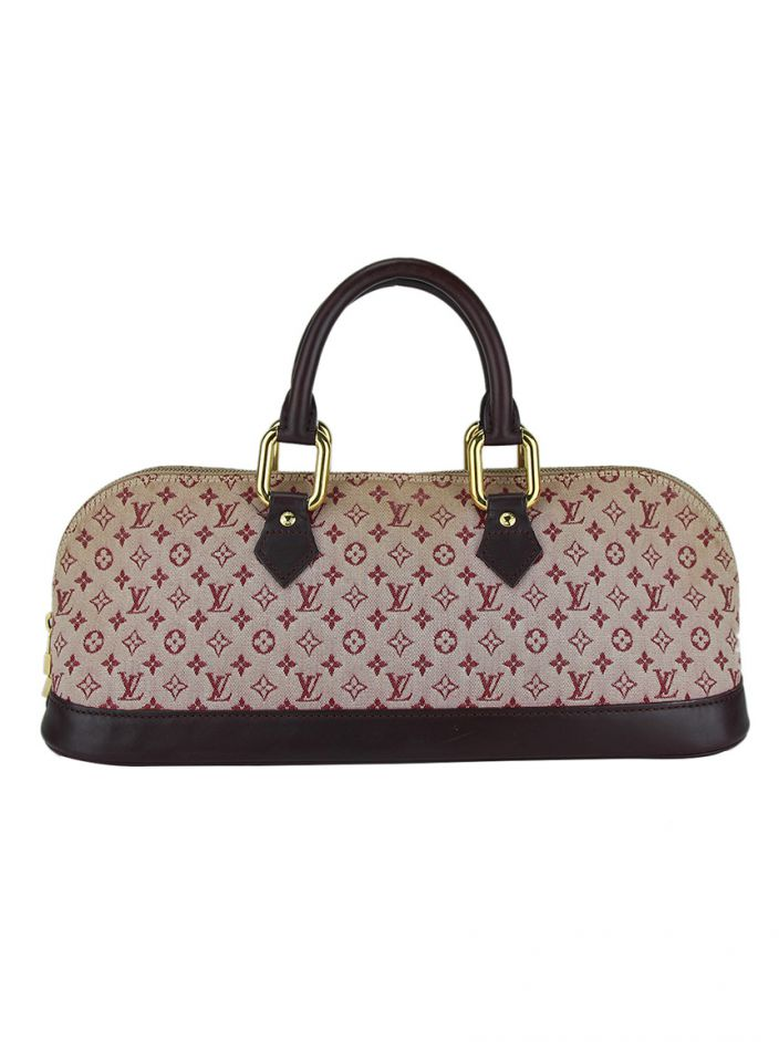 Bolsa Louis Vuitton Mini Lin Alma