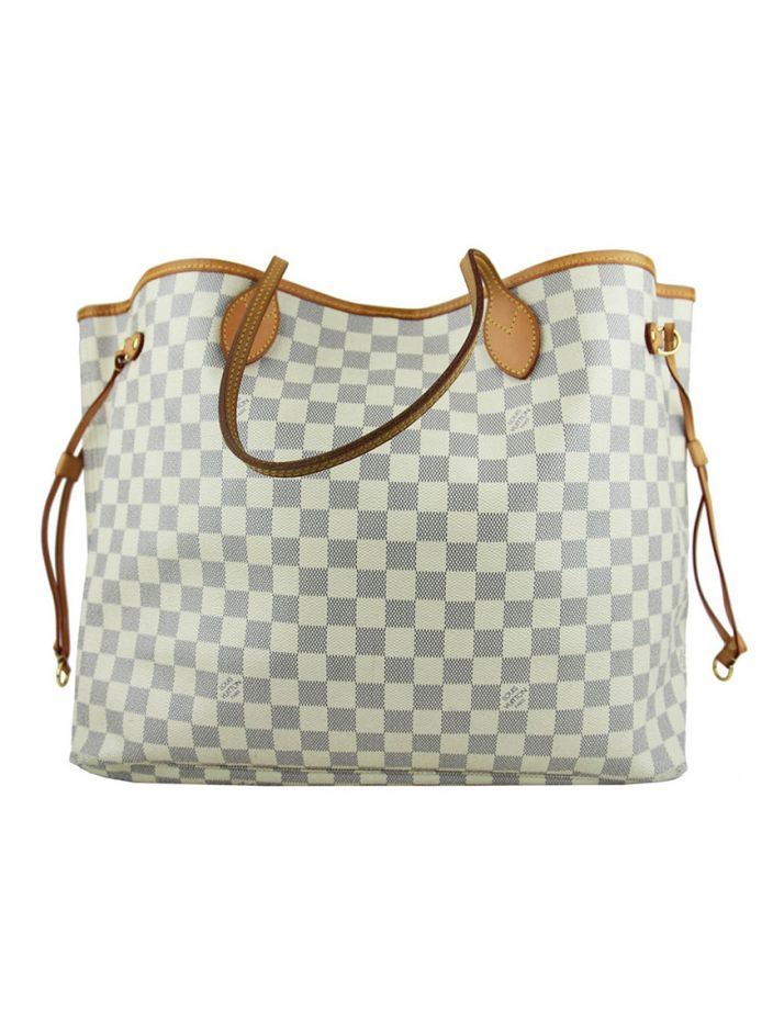 Bolsa Louis Vuitton Neverfull Damier Azur GM