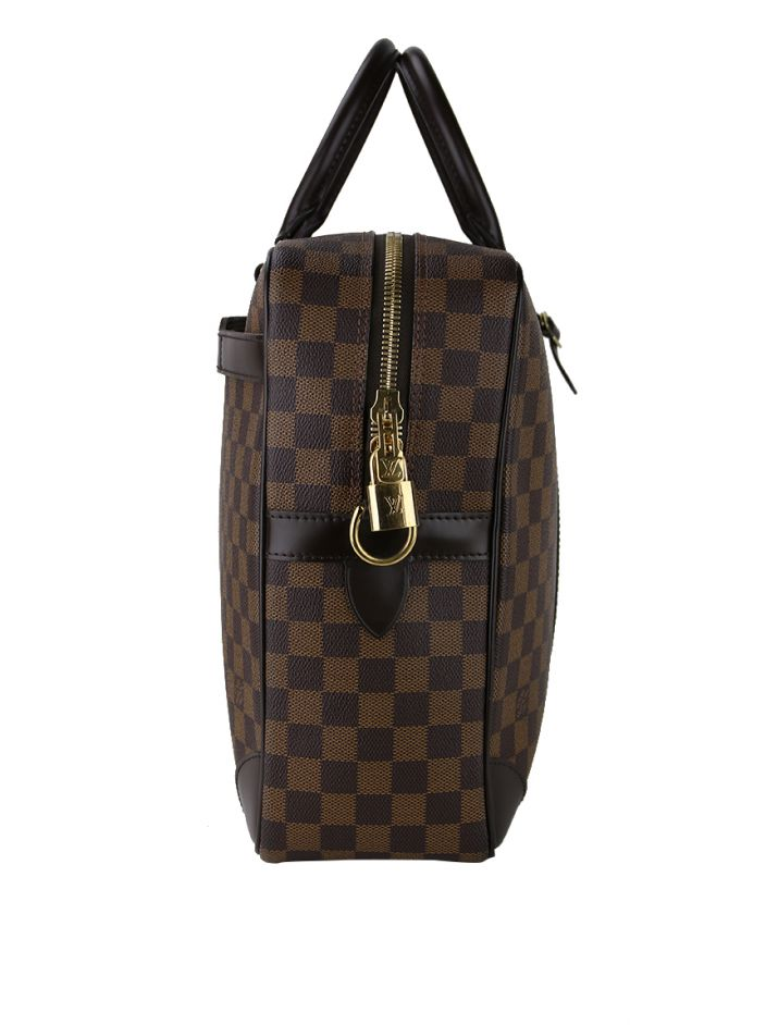 Bolsa Louis Vuitton Porte-Documents Voyage Damier Ebene