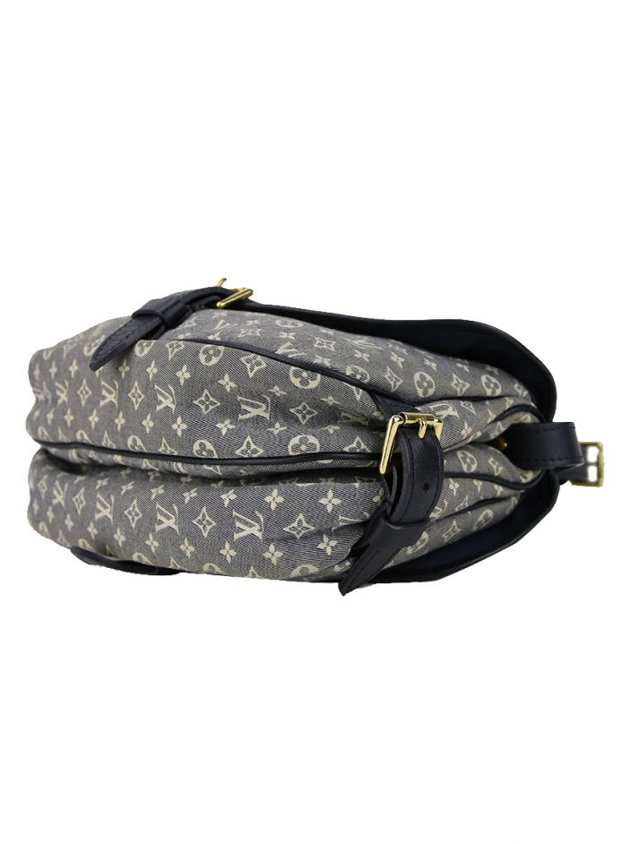 Bolsa Louis Vuitton Saumur Mini Lin PM