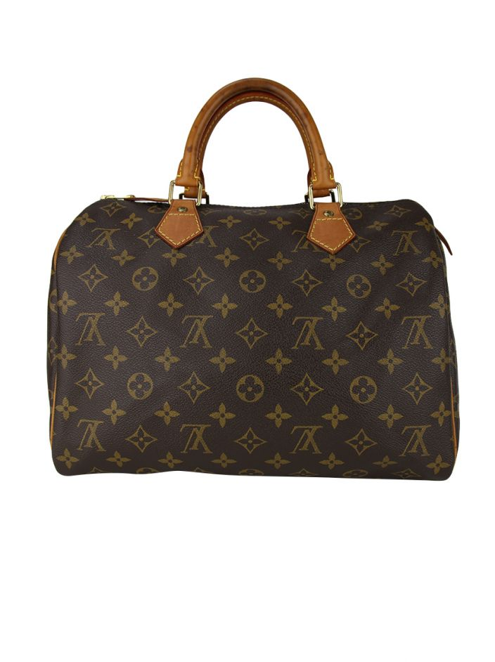 Bolsa Louis Vuitton Speedy 30 Canvas
