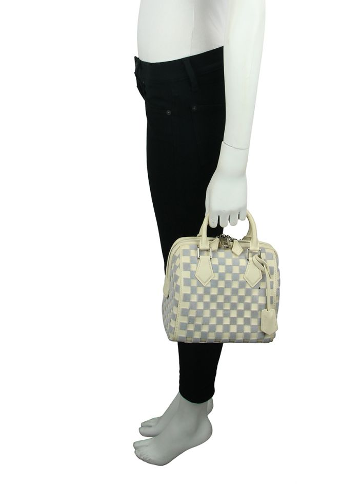 Bolsa Louis Vuitton Speedy Cube PM Damier Cubic