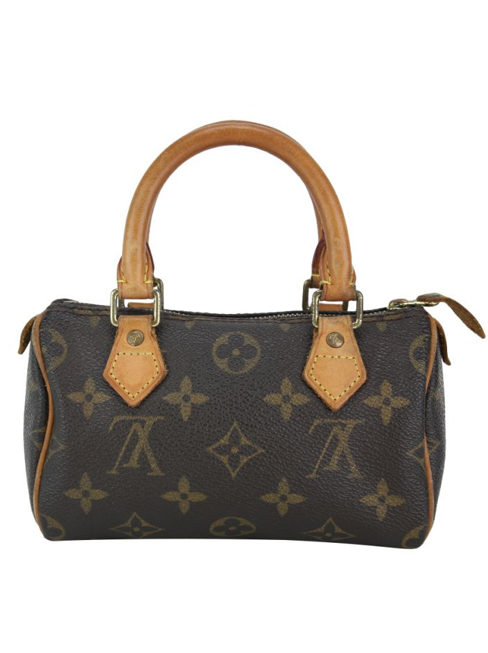 1fab01b1ae1 Bolsa Louis Vuitton Speedy Mini HL Monograma Original - DSG2 ...