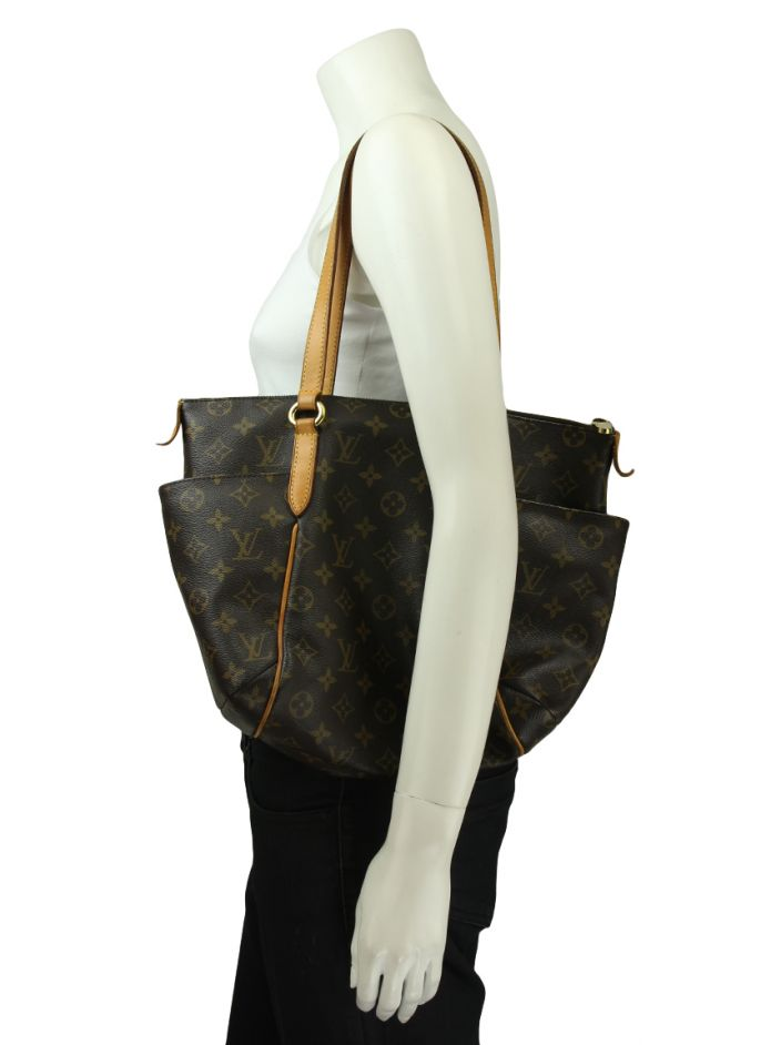 Bolsa Louis Vuitton Totally PM Monograma