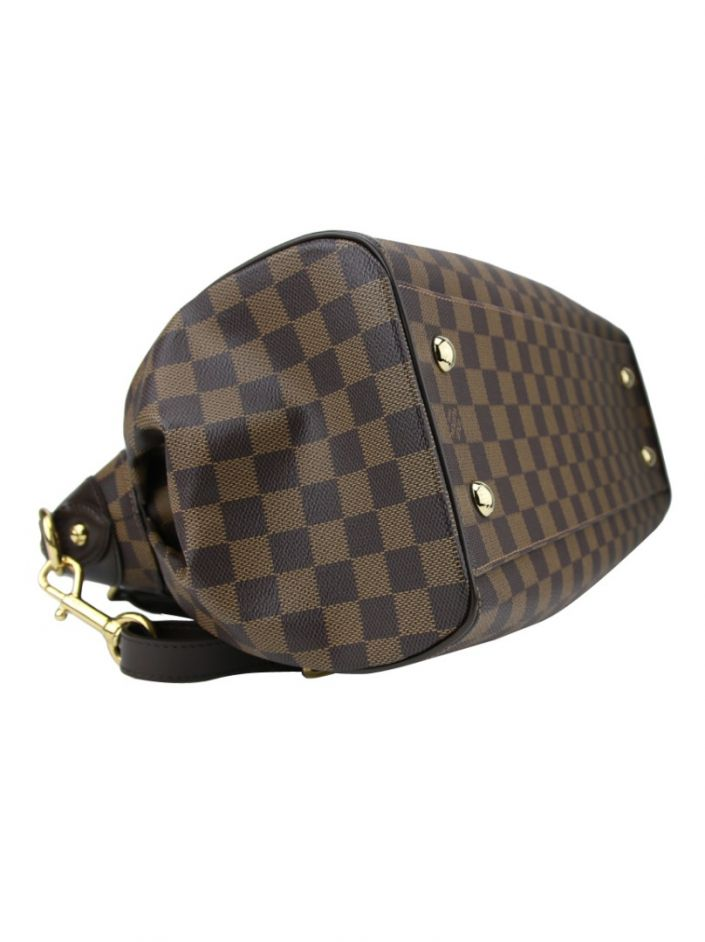 Bolsa Louis Vuitton Trevi Canvas Damier Ebène
