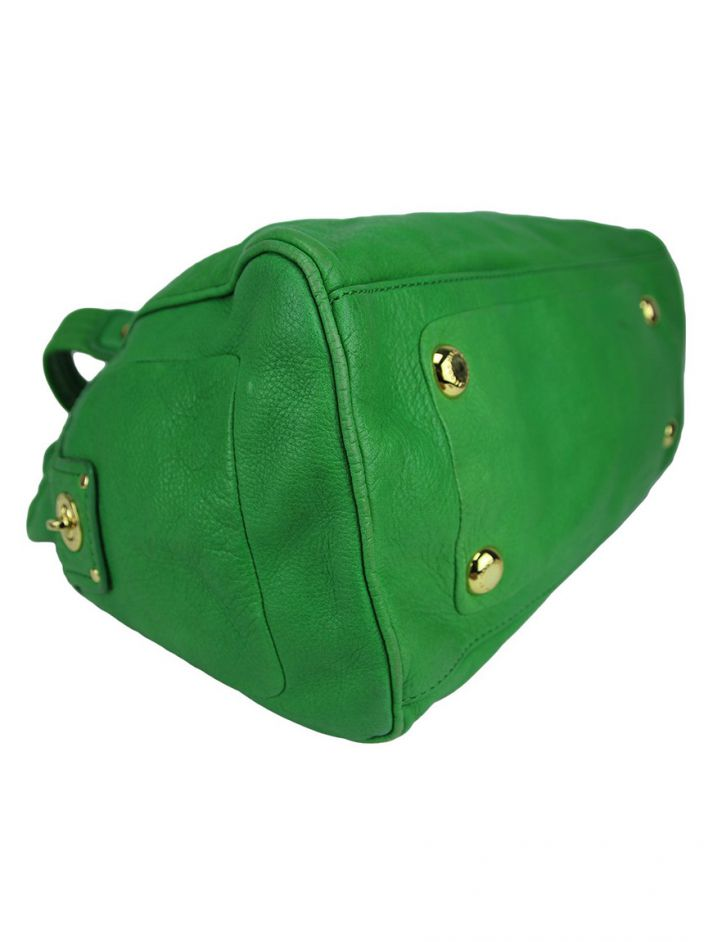 Bolsa Marc by Marc Jacobs Couro Verde