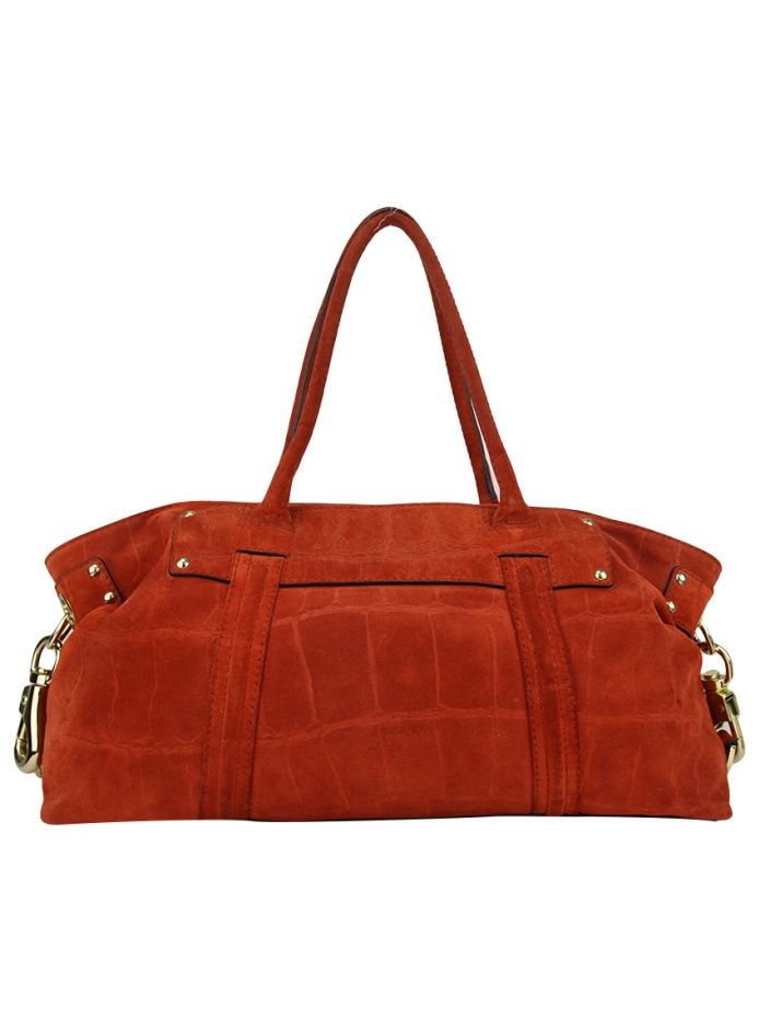 Bolsa Mulberry Abigail West East Laranja