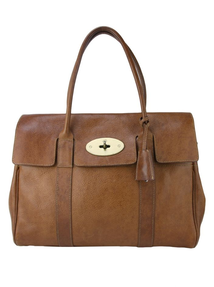 Bolsa Mulberry Bayswater Caramelo
