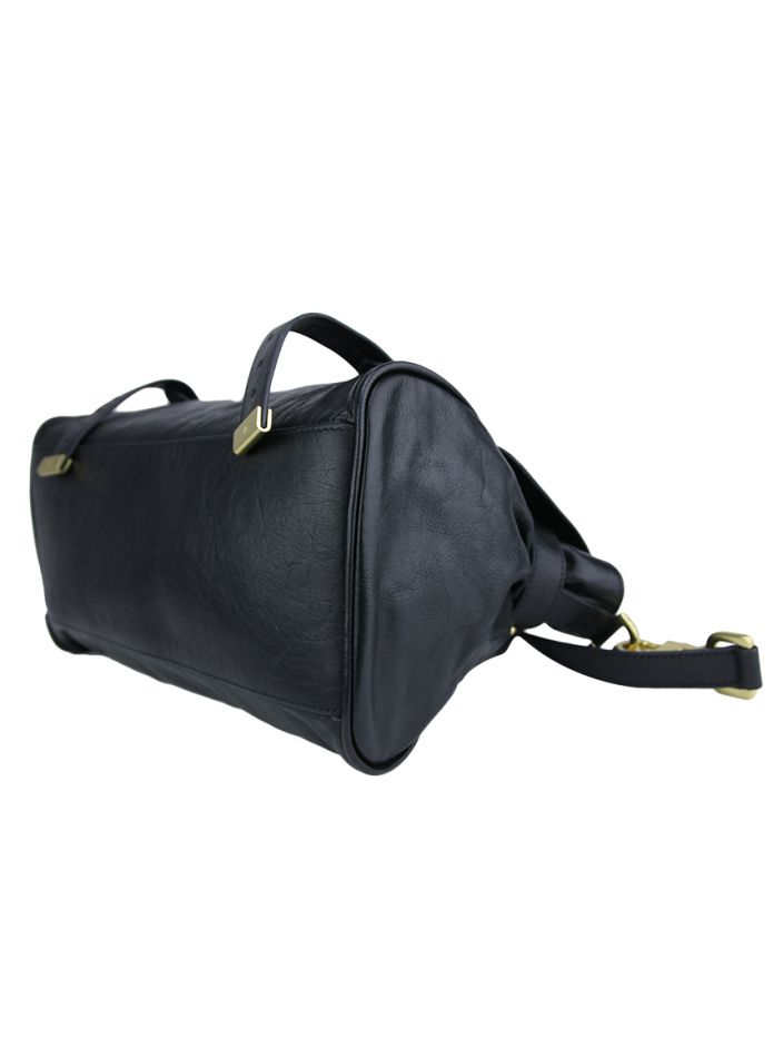 Bolsa Mulberry Soft Buffalo Medium Alexa Preta