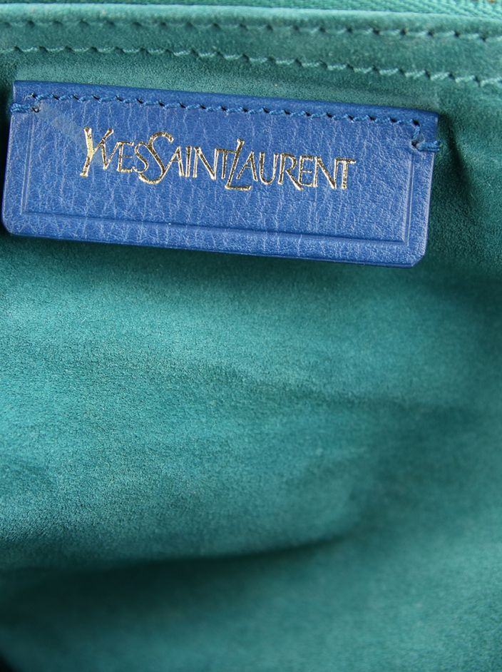 Bolsa Yves Saint Laurent Muse Two Colorida