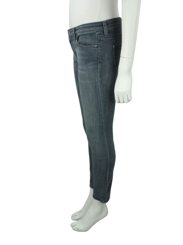 Calça Adriano Goldschmied The Leagging supper Skinny Fit Jeans