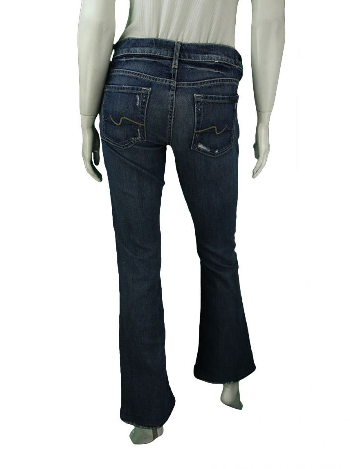 Calça For All Mankind Jeans Bootcut