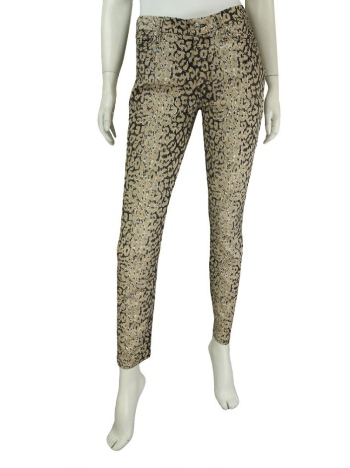 Calça Seven For All Mankind Animal Print