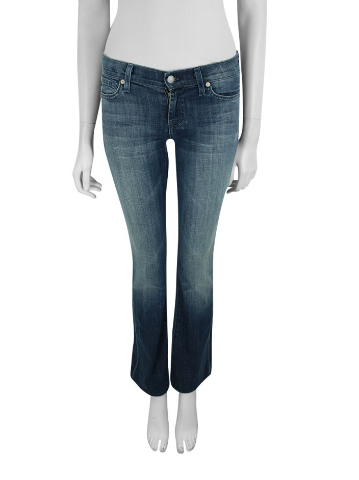 Calça Seven For All Mankind Jeans Bootcut