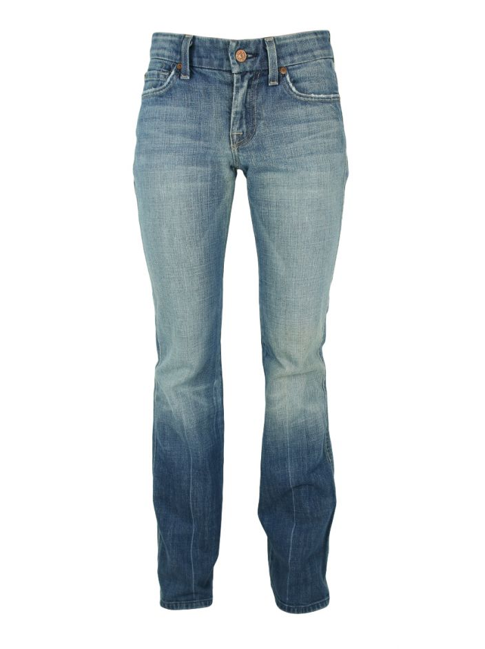 Calça Seven For All Mankind Jeans Flare