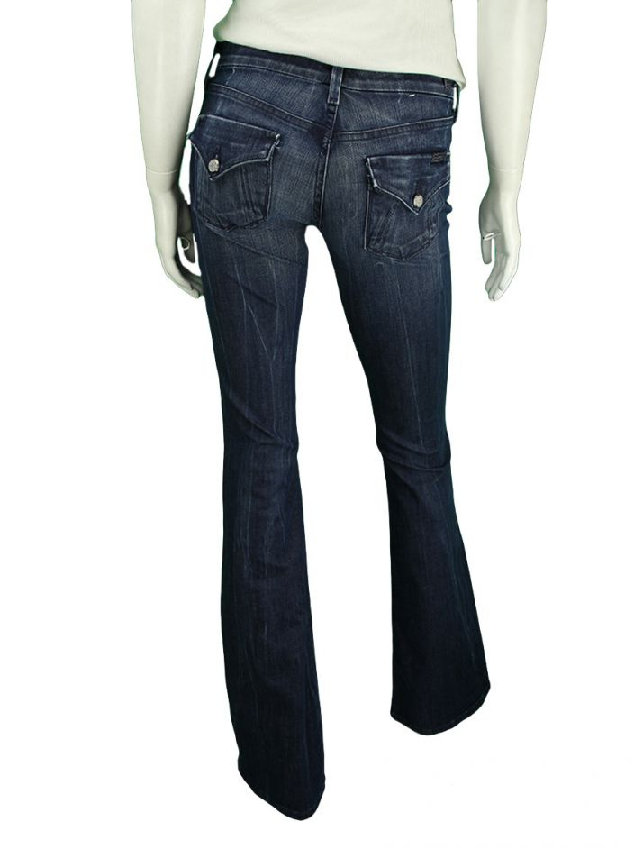Calça Seven For All Mankind Jeans Reta