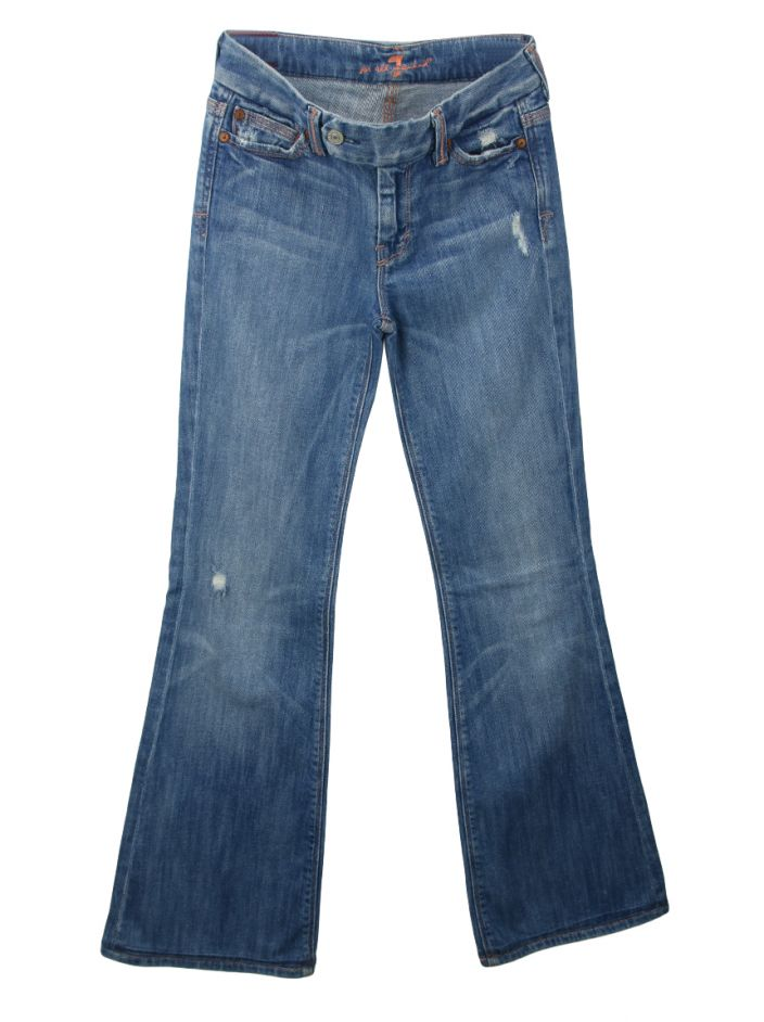 Calça Seven For All Mankind Miller Jeans