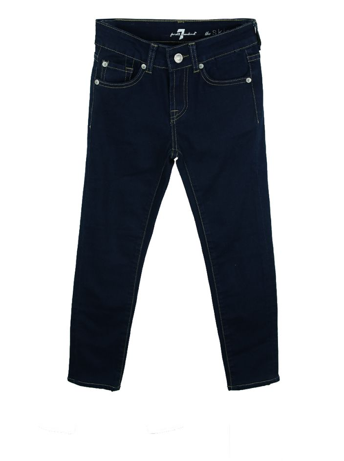 Calça Seven For All Mankind The Skinny Jeans Infantil