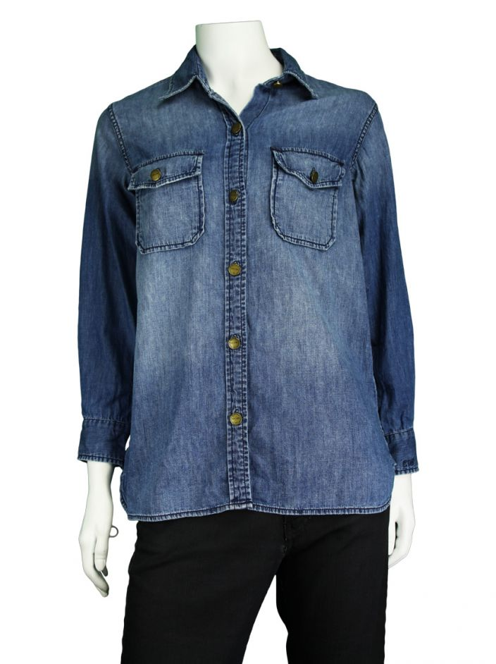 Camisa Current Elliott Denim