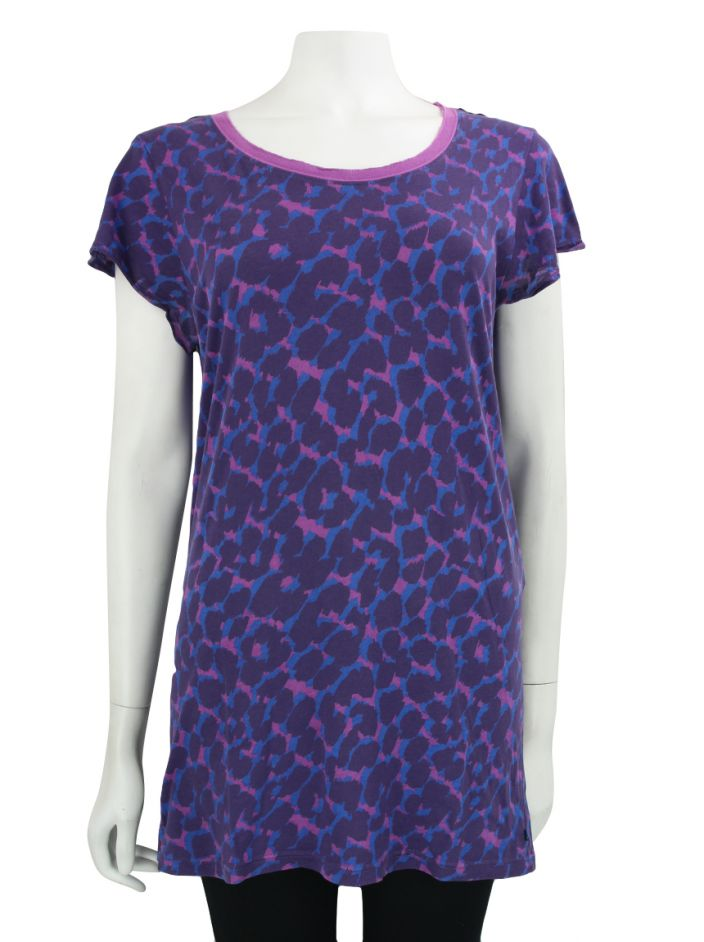 Camiseta Marc by Marc Jacobs Algodão Animal Print