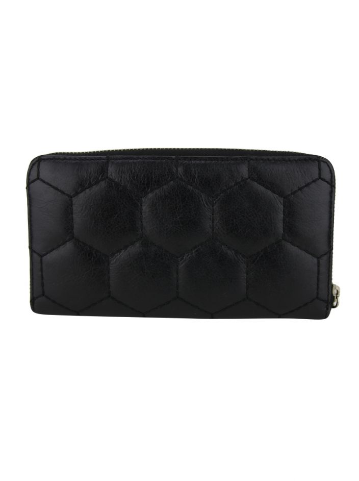 Carteira Marc by Marc Jacobs Matelasse Preto