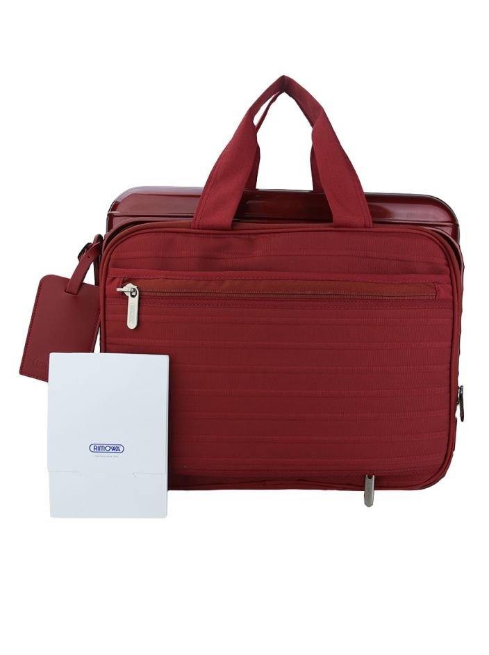 Case Notebook Rimowa Vermelha
