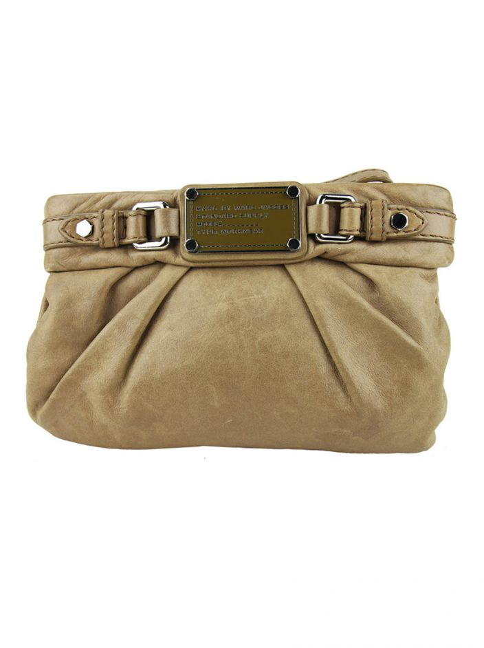 Clutch Marc by Marc Jacobs Standard Supply Bege