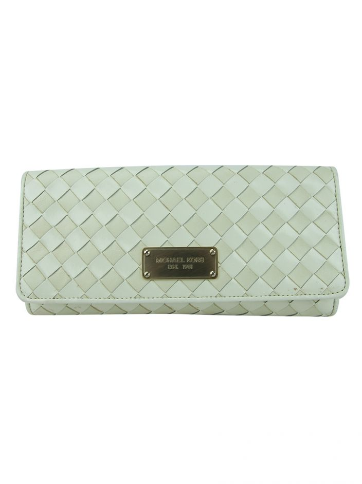 6e0b8f7cfeddd Clutch Michael Kors Couro Intercalado Original - ARF6