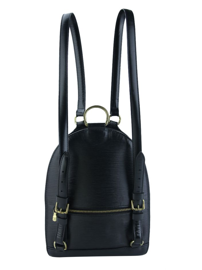 Mochila Louis Vuitton Mabillon Preto