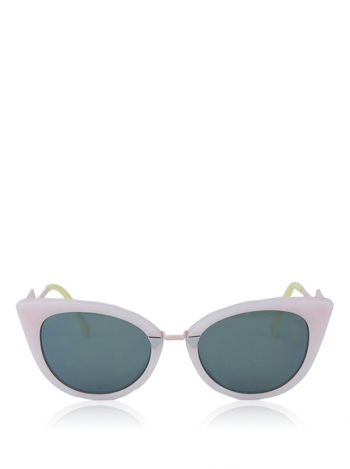44256986d23e7 Óculos Fendi Cat Eye Rosa Original - APN80