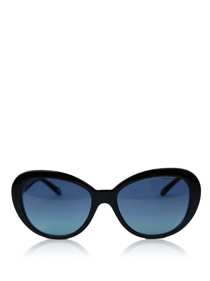 8d0c4d659a6ab Óculos Tiffany   Co TF4118B Acetato Preto Original - BYC12 ...