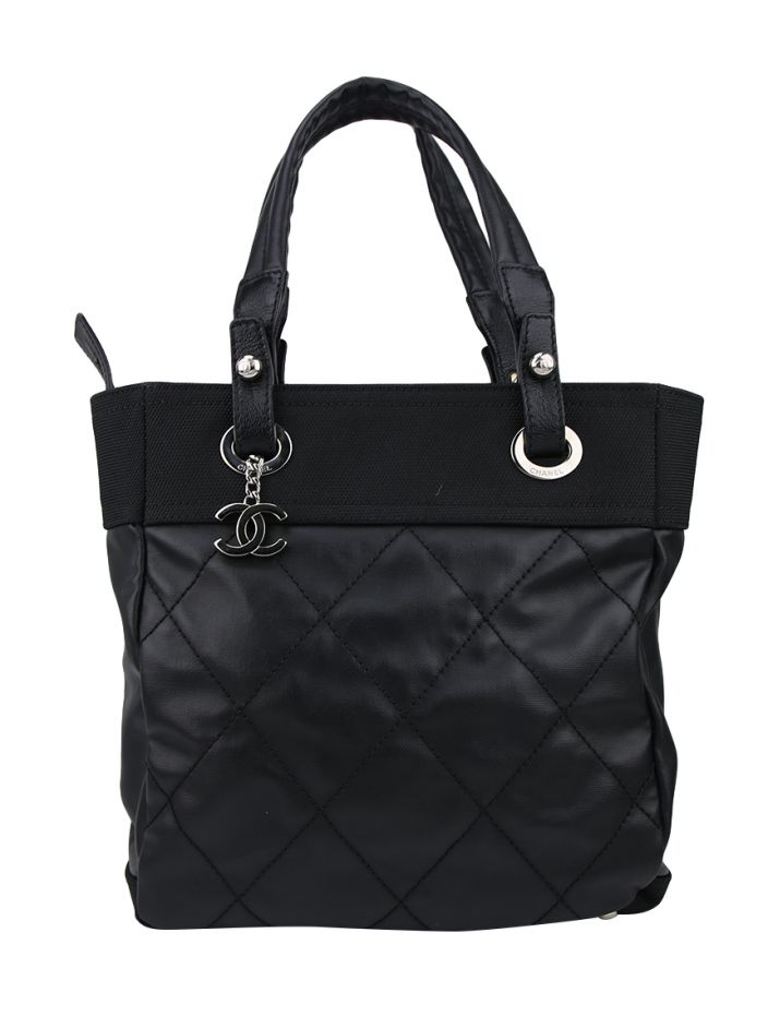 Bolsa Chanel Canvas Paris-Biarritz