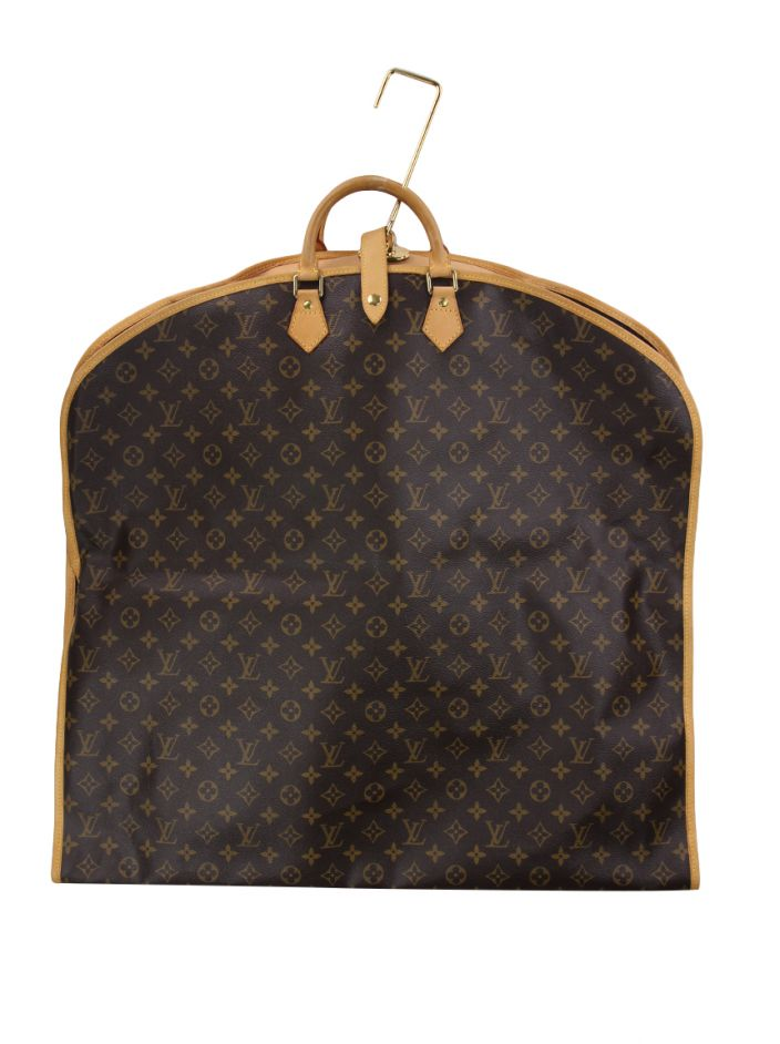 Porta Terno Louis Vuitton Canvas Monograma