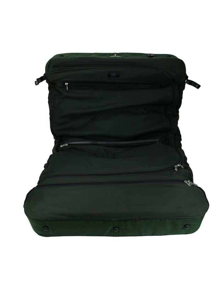 Porta Terno Louis Vuitton Garment Carrier Verde
