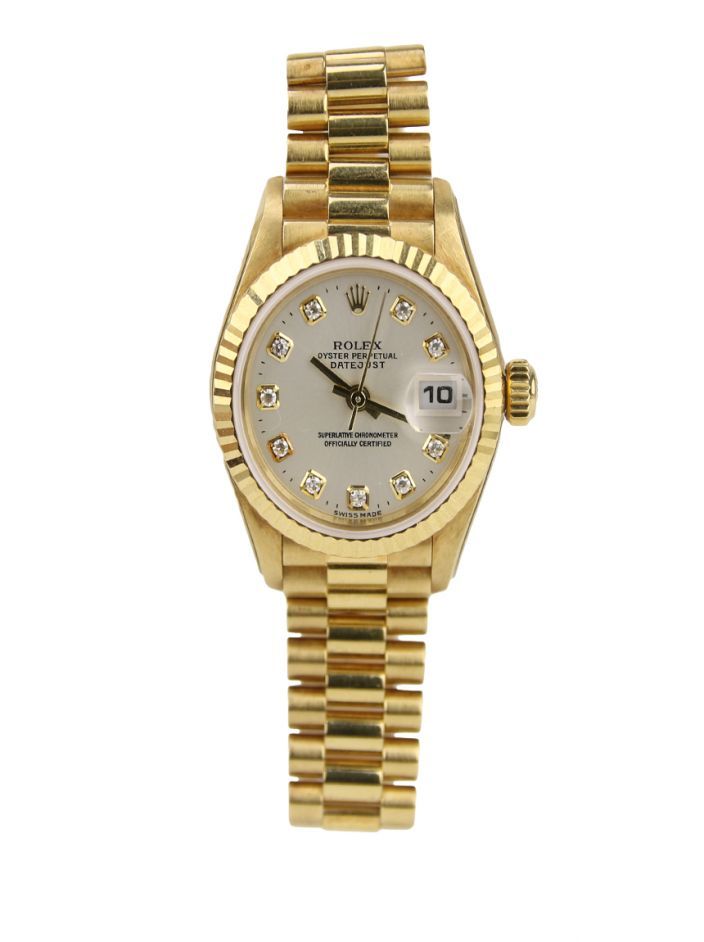 3284351bf03 Relógio Rolex Oyster Perpetual Date Just Original - FGH33